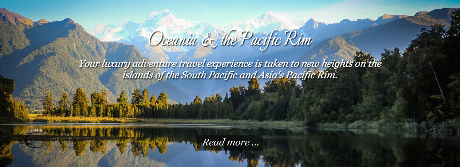 Oceania & The Pacific Rim