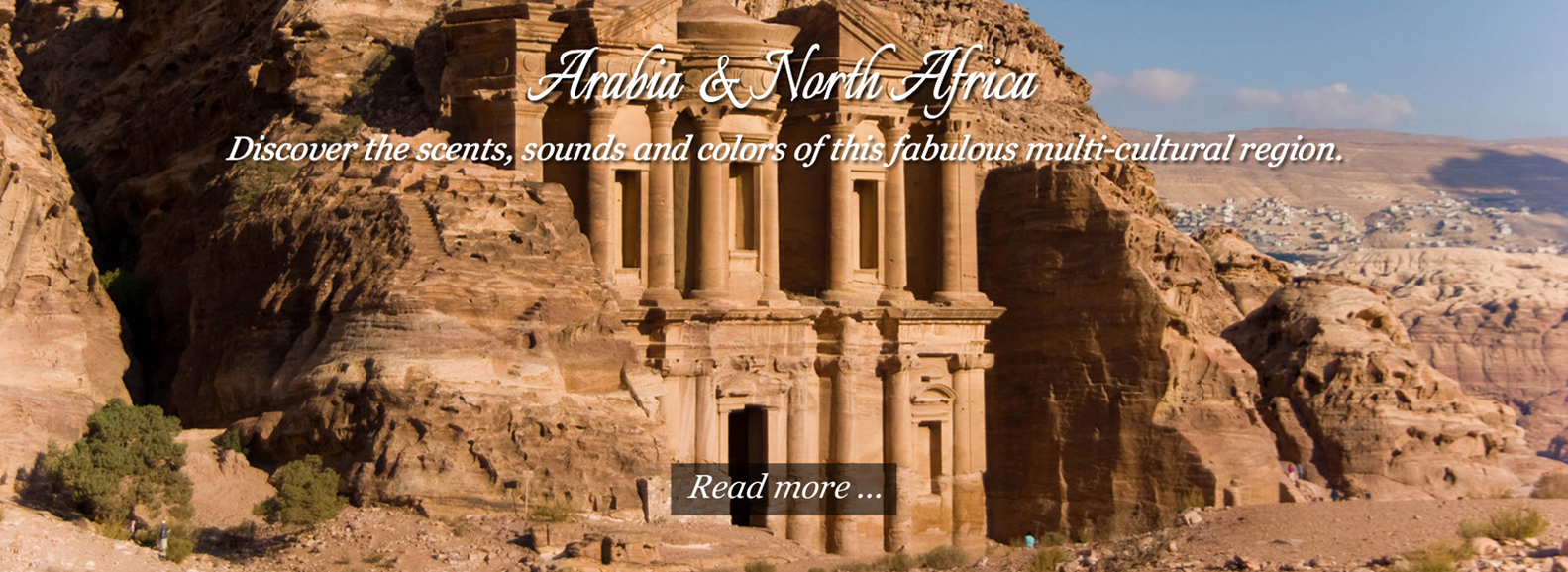 Arabia & North Africa